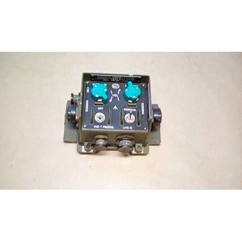 CLANSMAN CONTROL COMM SYSTEM COMMANDERS BOX FIXED